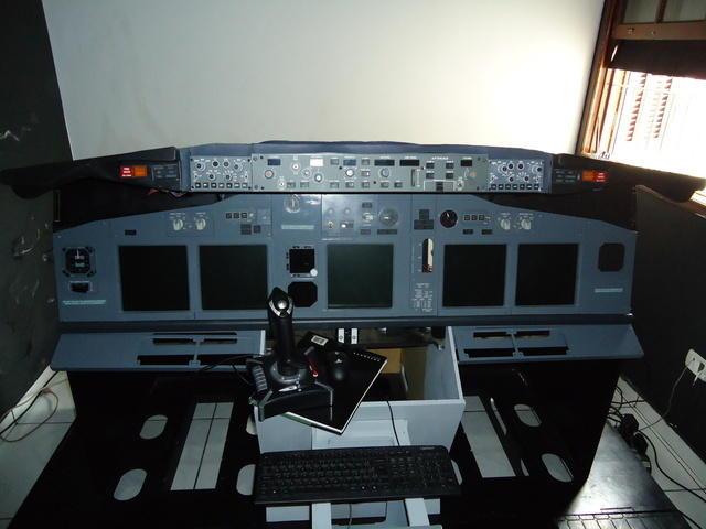 Meu projeto de Cockipt 737NG DSC00219