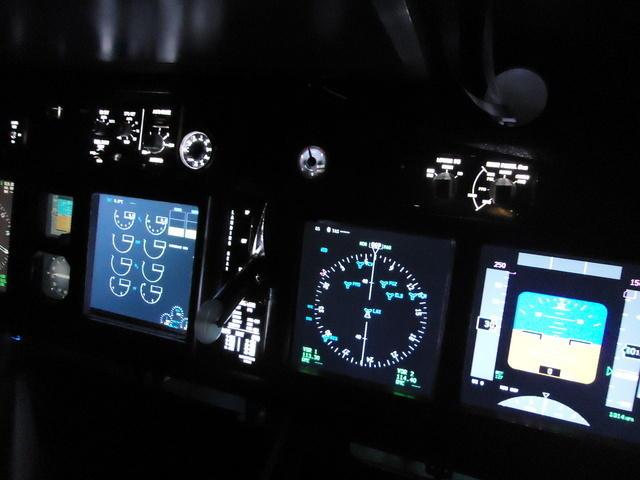 Meu projeto de Cockipt 737NG DSC00587