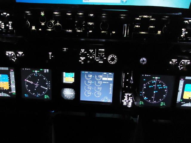 Meu projeto de Cockipt 737NG DSC00589