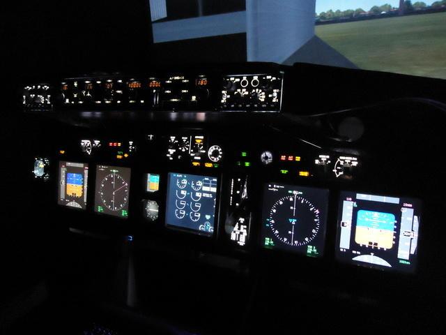 Meu projeto de Cockipt 737NG DSC00595