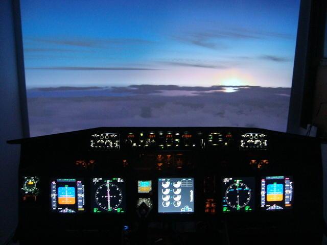 Meu projeto de Cockipt 737NG DSC08048